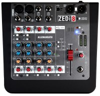 Микшерный пульт Allen & Heath ZEDi-8