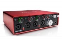 Аудиоинтерфейс Focusrite Scarlett 18i8 2nd Gen